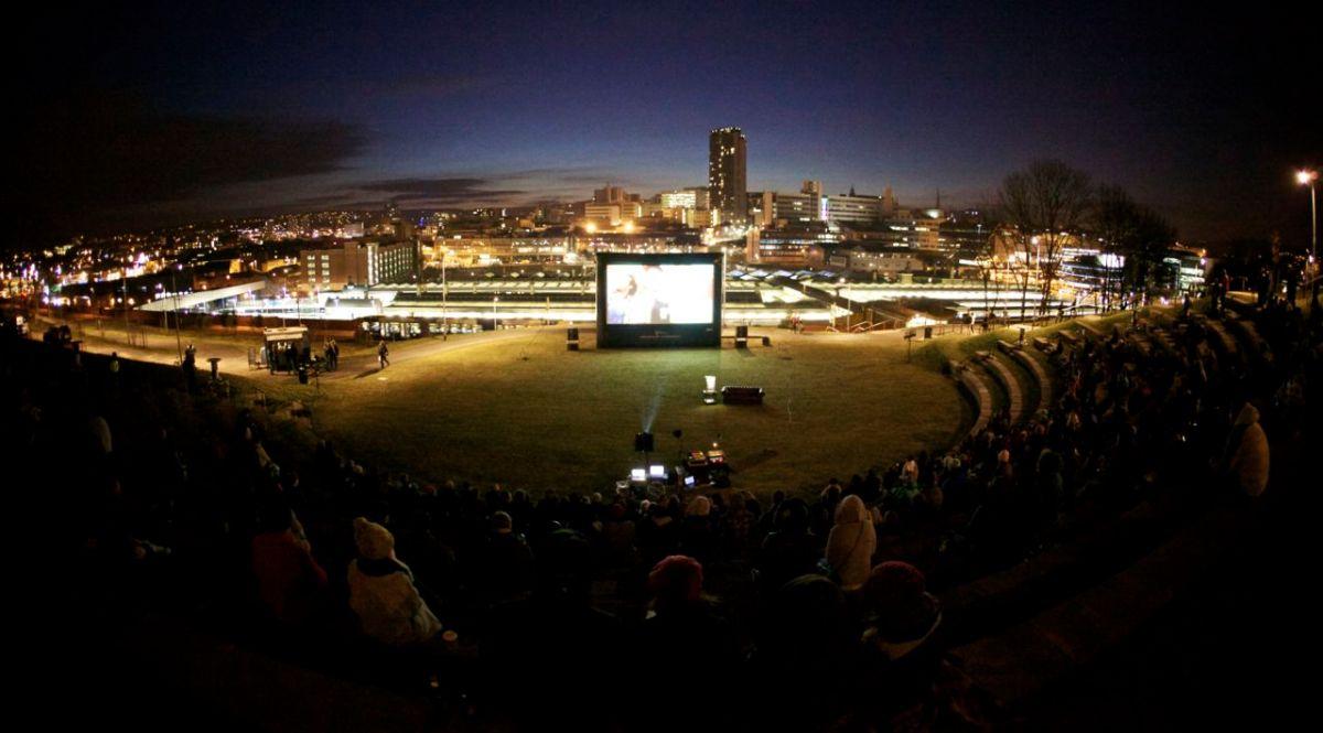 Tour de Cinema – 16:00 April 5th, Sheffield Amphitheatre(FREE)