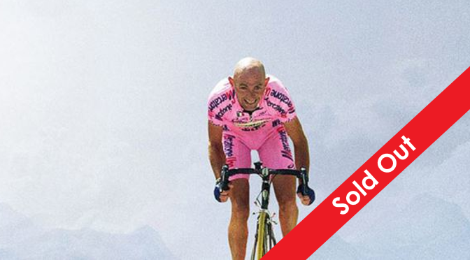 Pantani – The Accidental Death Of A Cyclist, July 15th 8pm, Longshaw Estate