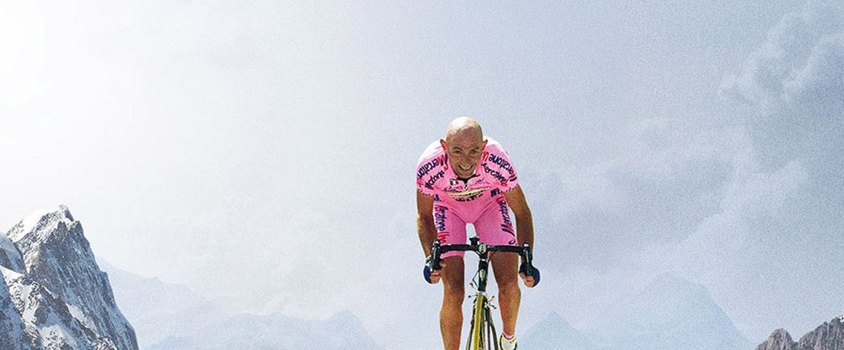 Pantani – The Accidental Death Of A Cyclist, 23rd July 8pm, Longshaw Estate