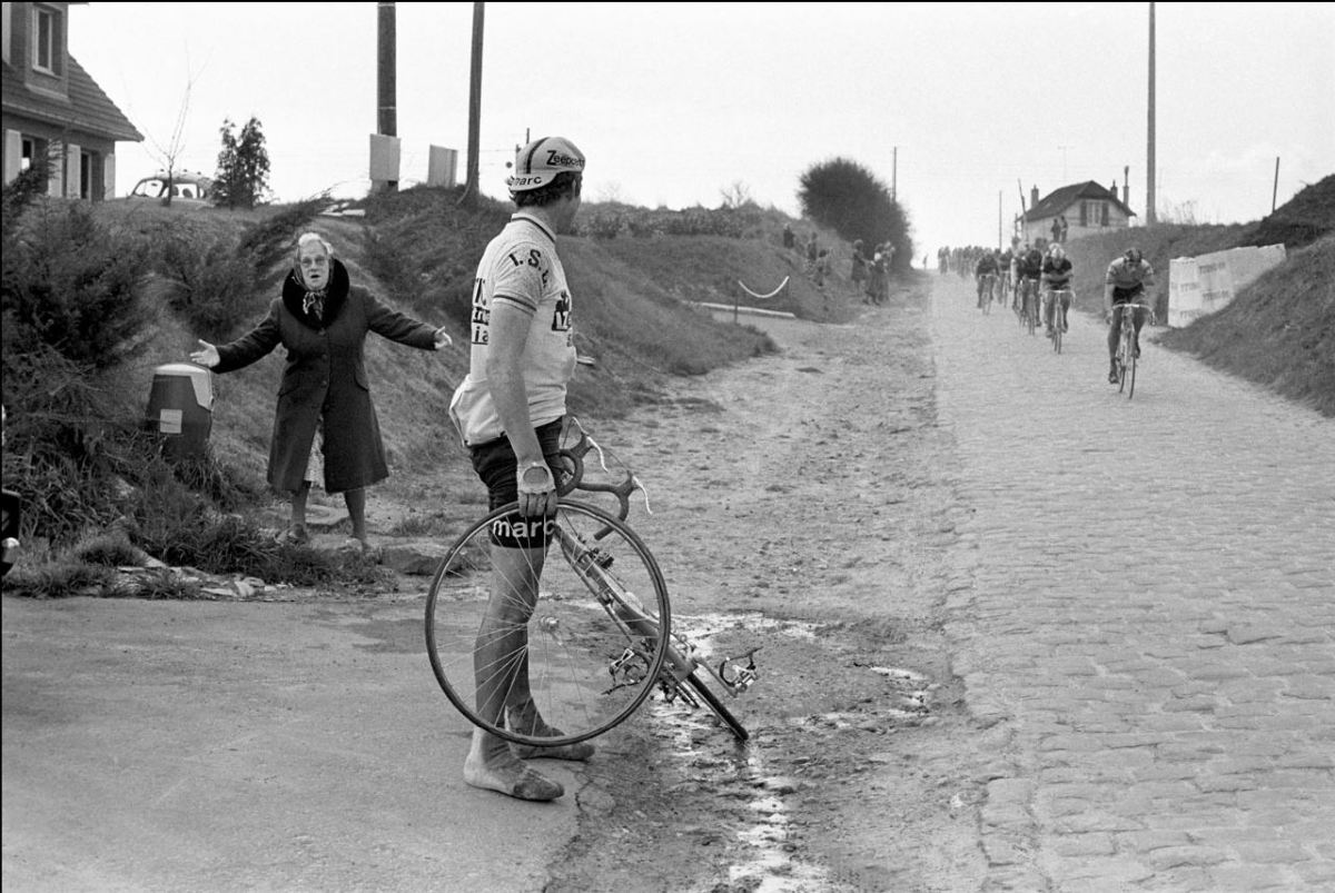 Road To Roubaix – 2nd October – 8pm –Longshaw
