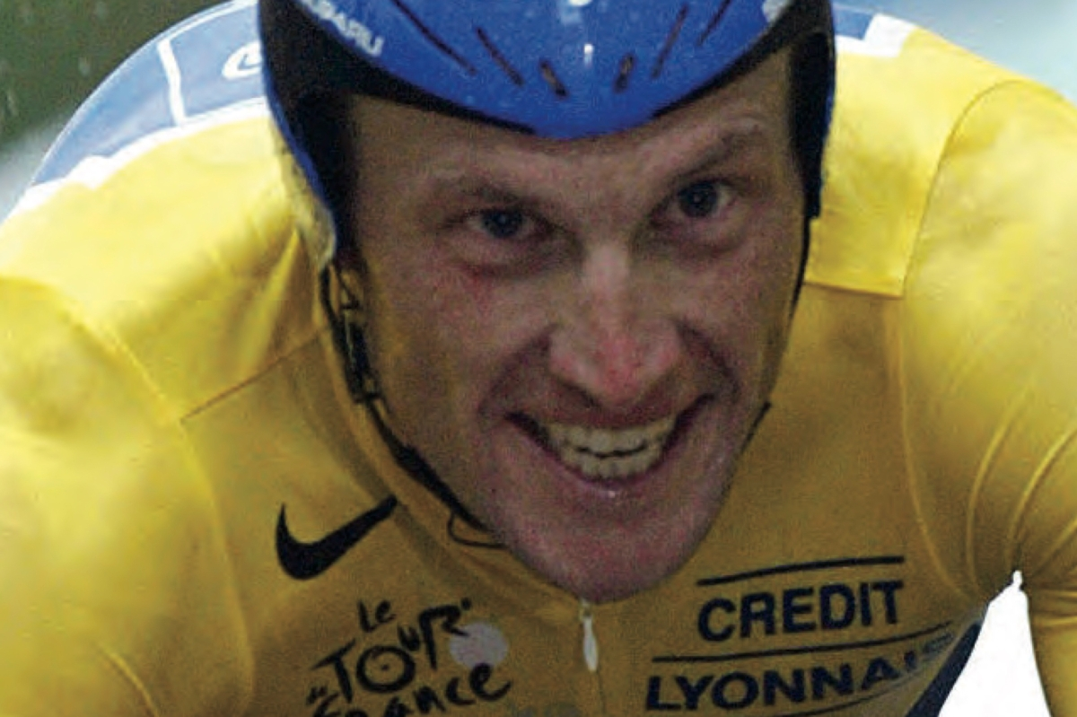 Stop At Nothing: The Lance Armstrong Story – Sheff Feb 26
